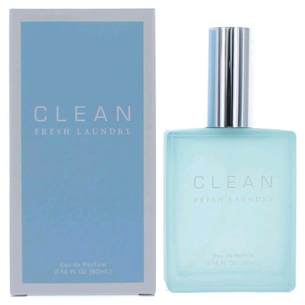 Clean Fresh Laundry Perfume By Dlish 2 14 Oz Edp Spray For Women