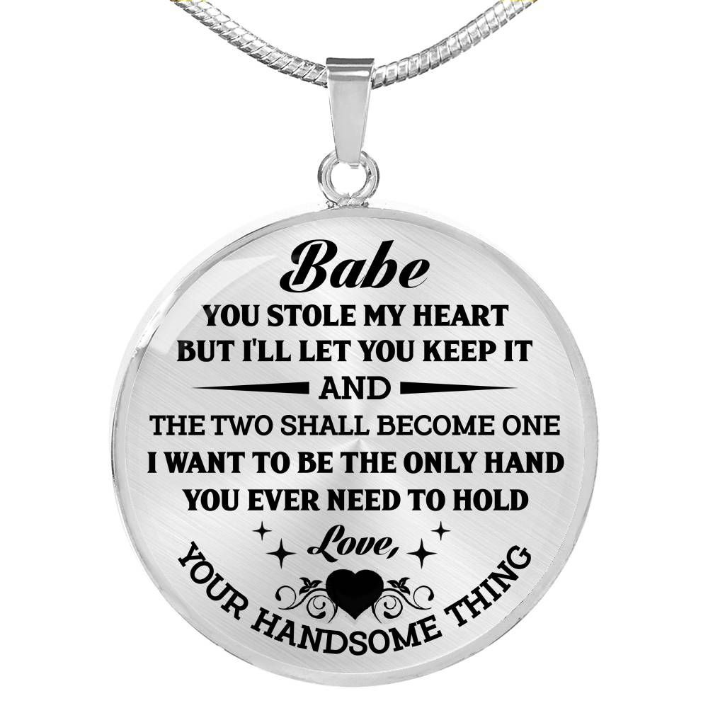 To My Girlfriend Necklace Gift Woman Necklace Birthday from Boyfriend Anniversary Gift Idea 2457fHcn AvA