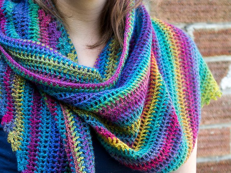 Wrap Yourself In Coziness With These 10 Free Crochet Shawl Patterns
