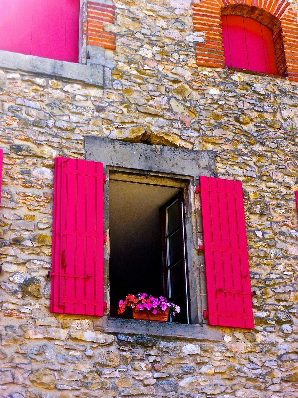 Home decor window  home decor window red stone flowers homedecor window red