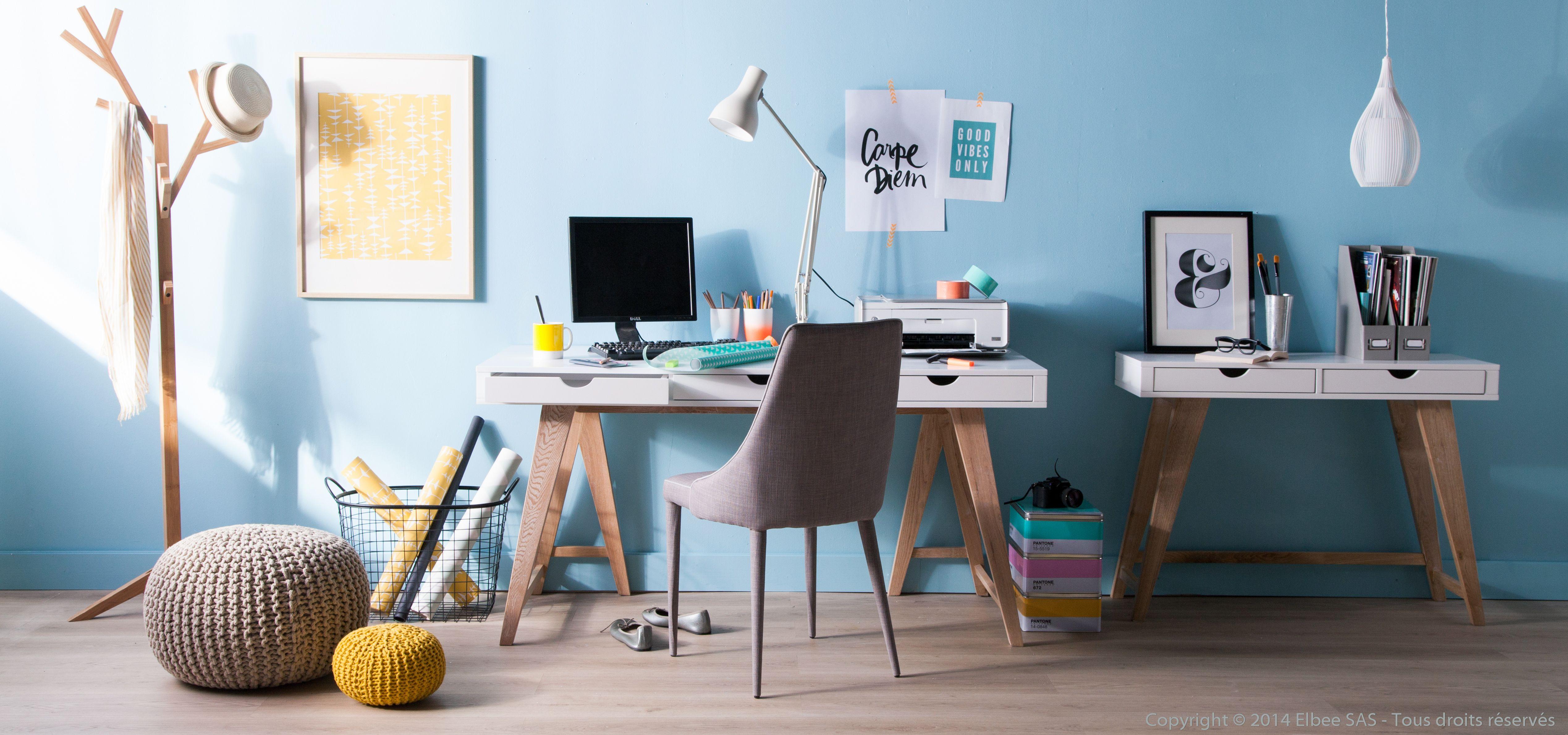 Inspiration pour le #bureau | -- Idées DECO Bureau | Pinterest ...