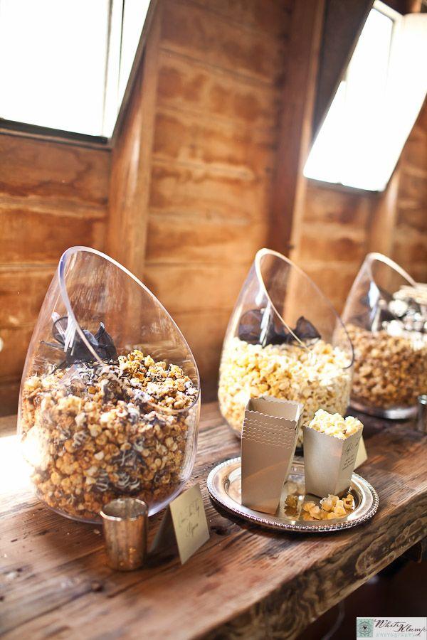 stilvolle popcorn bar f r eure hochzeitsfeier hochzeitstrends 2018 pinterest popcorn bar. Black Bedroom Furniture Sets. Home Design Ideas
