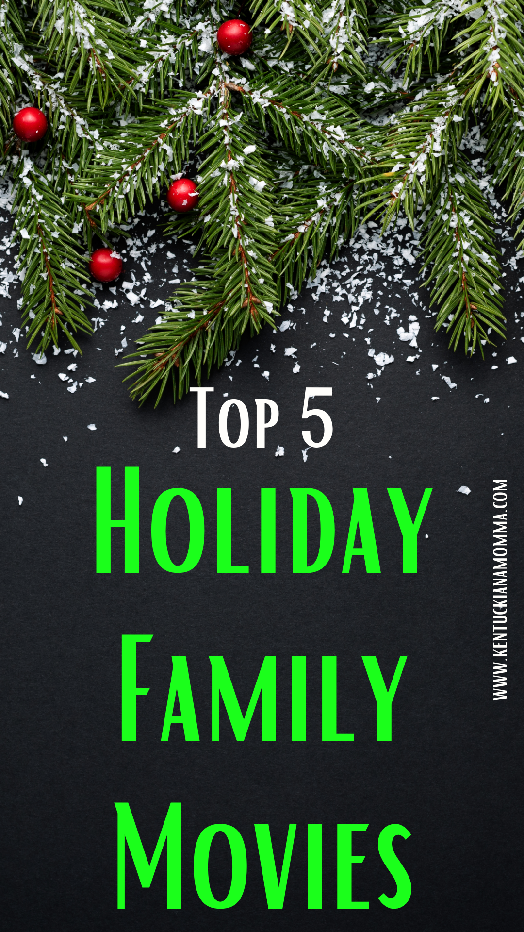 Top 5 Holiday Family Movies on Amazon Prime Holiday