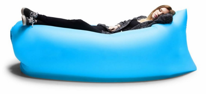 Pre Order Gojoy Hangout Inflatable Air Bed 2016 New