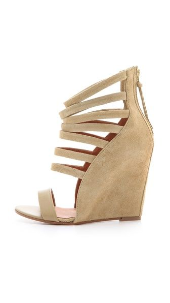 IRO Mirlind Wedge Sandals ...NEED