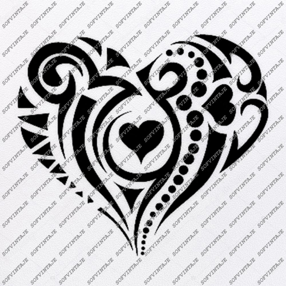 Download Heart Romance Love Svg File- Heart Original Svg Design ...