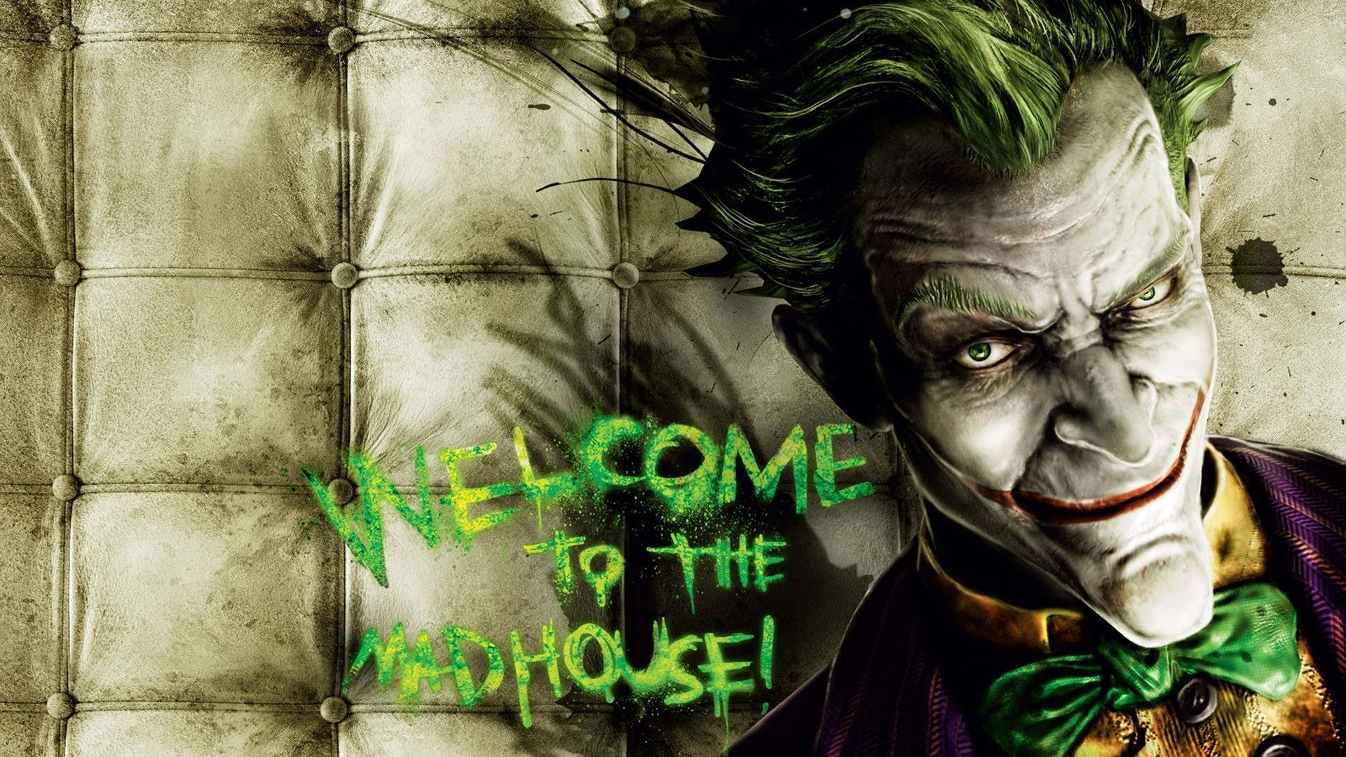The Joker Comic Wallpaper Wide Or HD