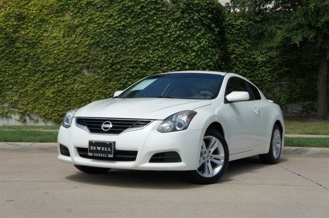 Nice Great 2012 Nissan Altima 25 S 2012 Nissan Altima Winter Frost