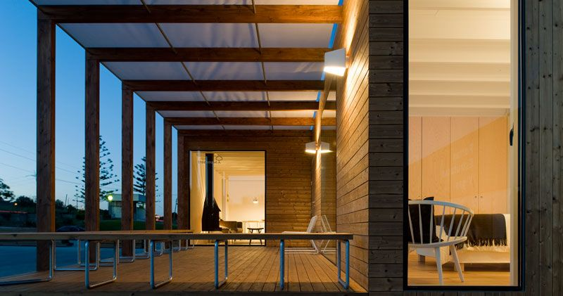 TreeHouse - modular prefab from Brazil