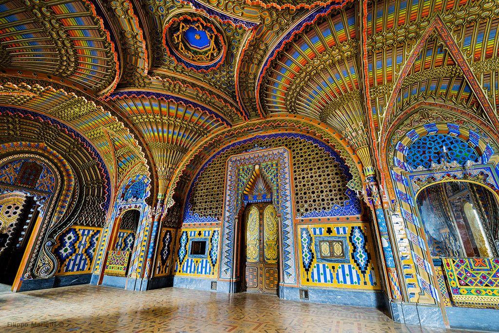 castello di sammezzano - Cerca con Google