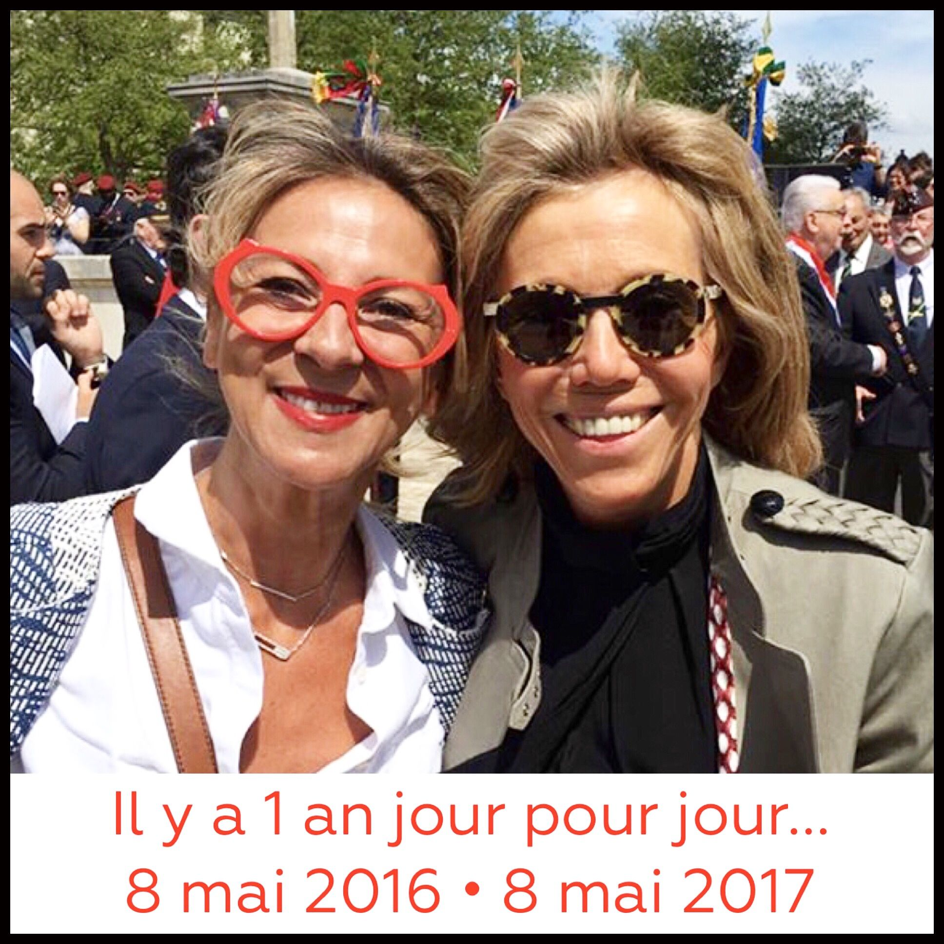 Our LadyBrigitte With First Her Macron New KclTFJ1
