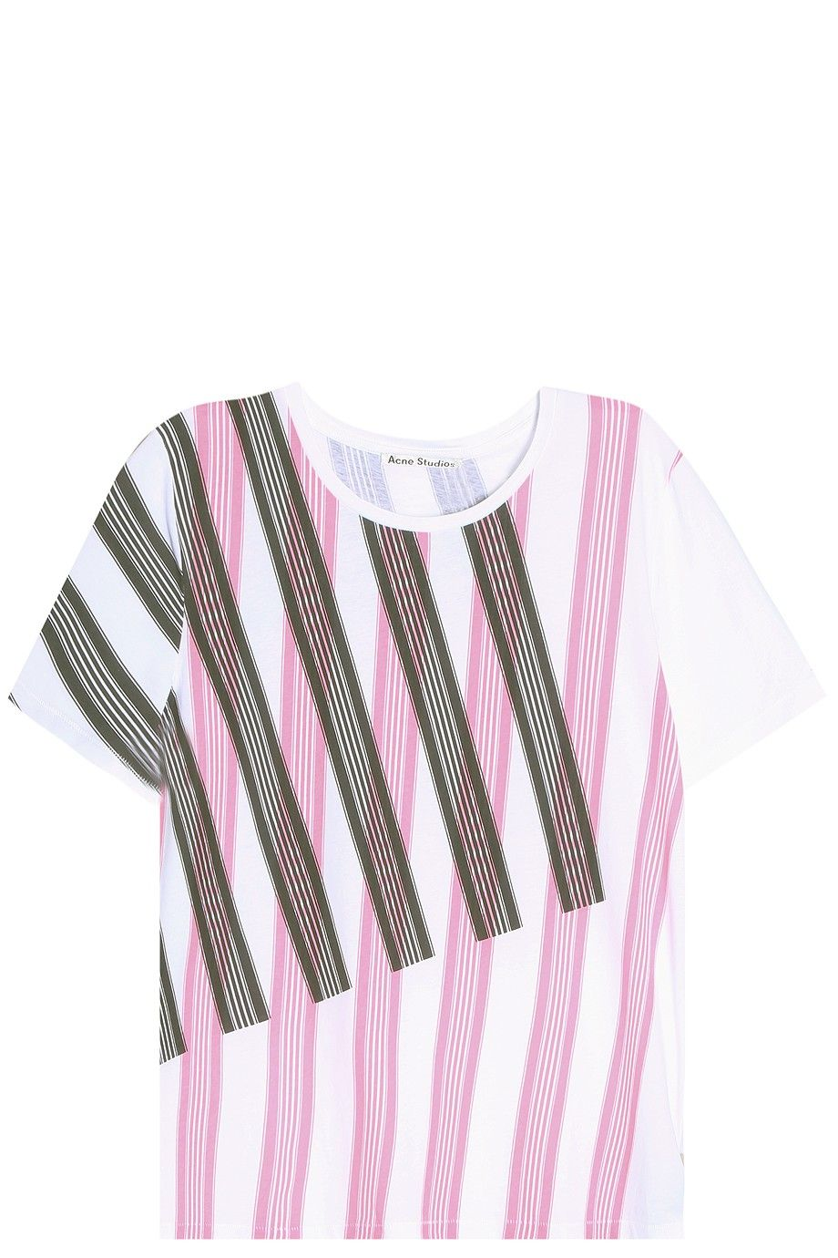 SS16 | Acne Studios Vista Stripe T-shirt. Available in-store and on Boutique1.com