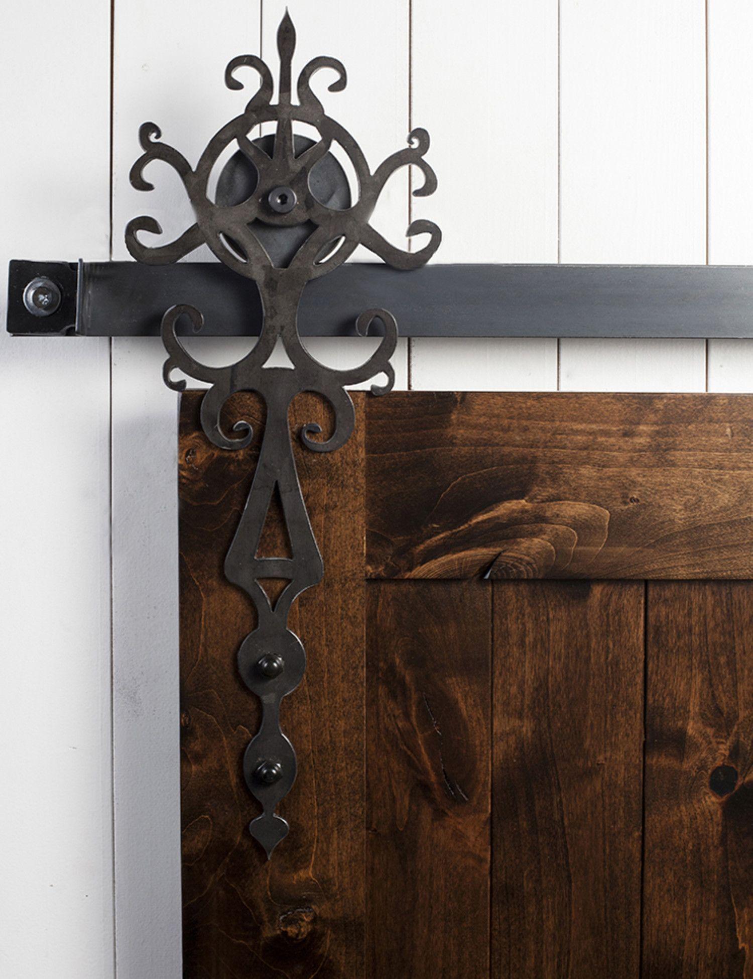 Beautiful Barn Door Hardware