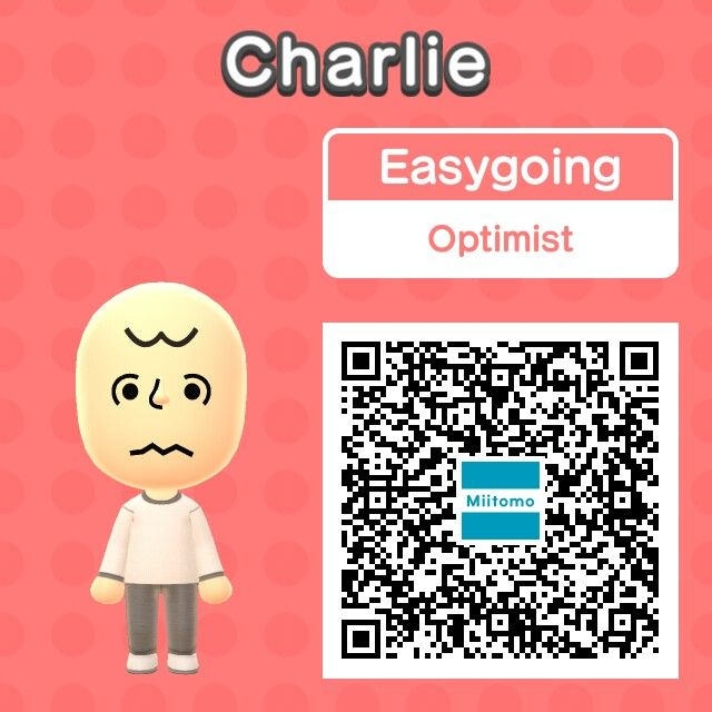 Pin By Angel Green On Miitomo Coding Qr Code Life