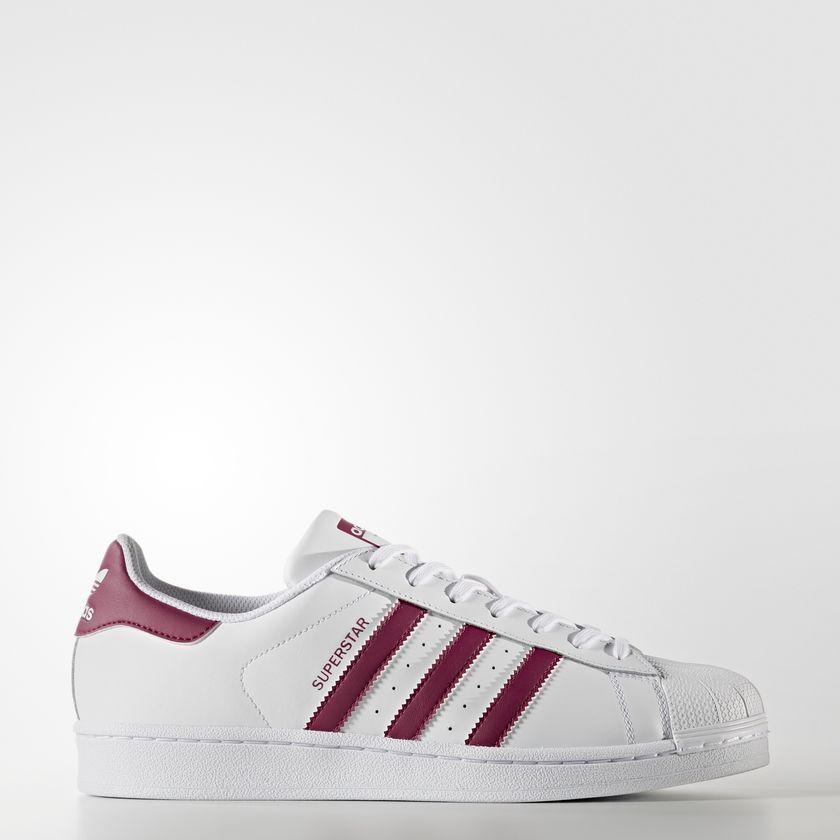 Adidas Superstar Blanc Burdeos wishlist 836388  adidas 836388 wishlist 505f18