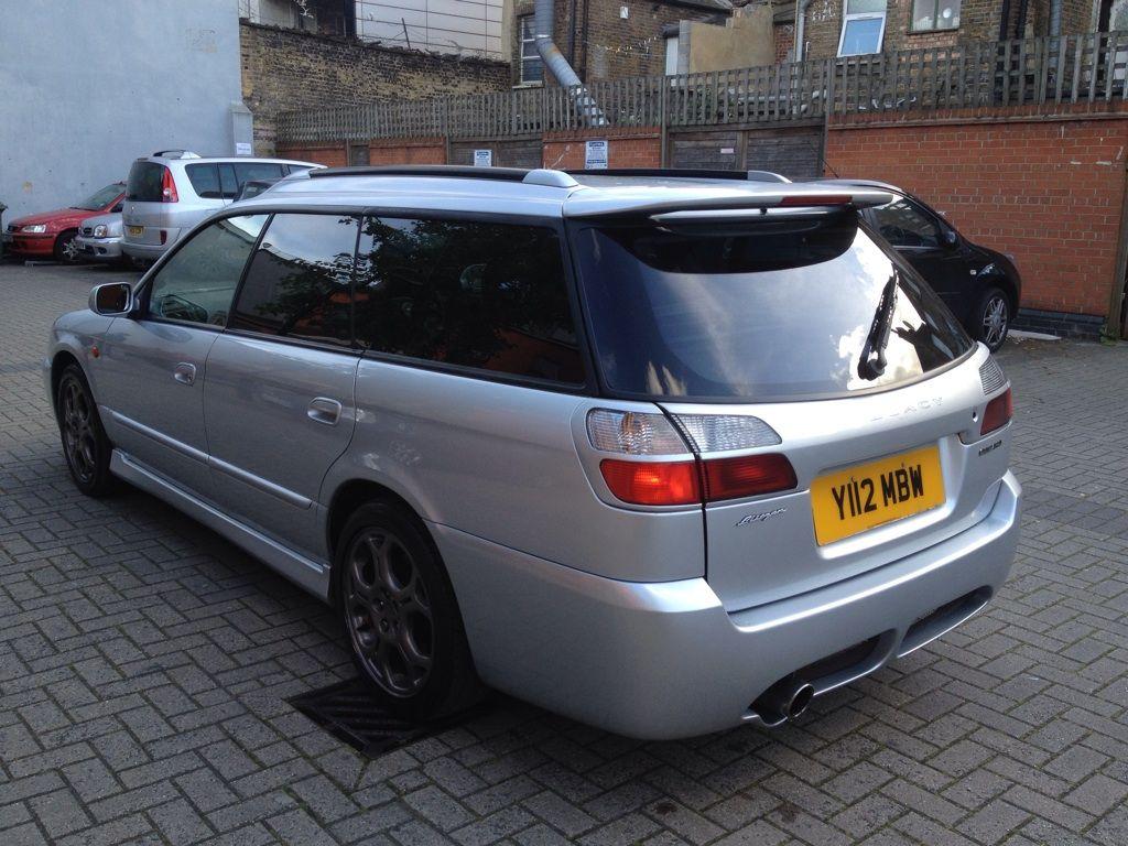 Subaru legacy 2 0 gl 5dr