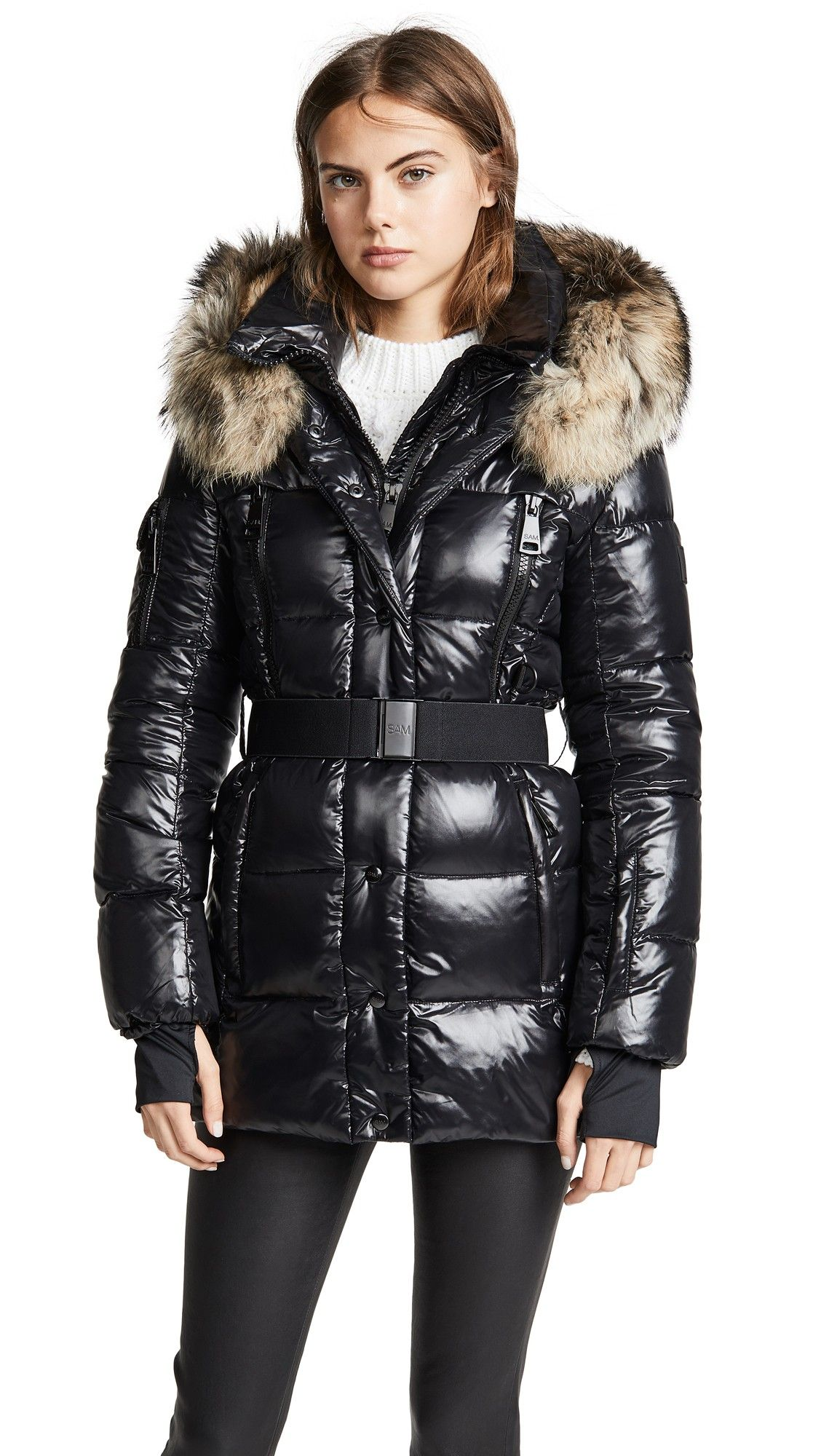 Millennium Long Down Jacket