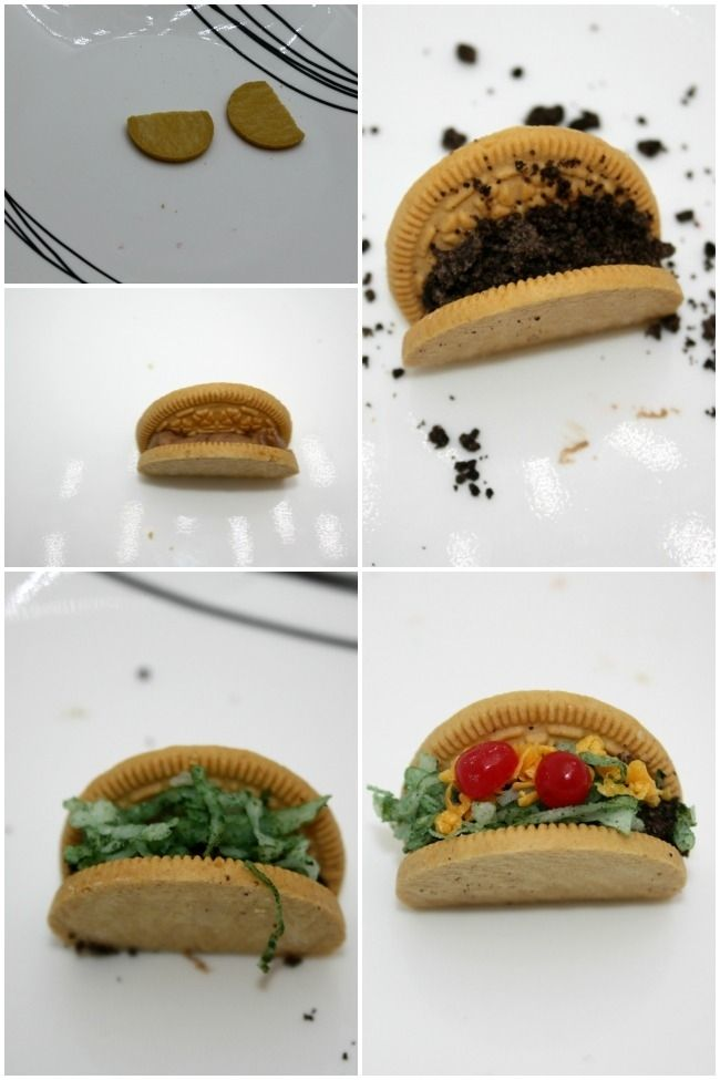 How to Make a Dragons Love Tacos Birthday Cake