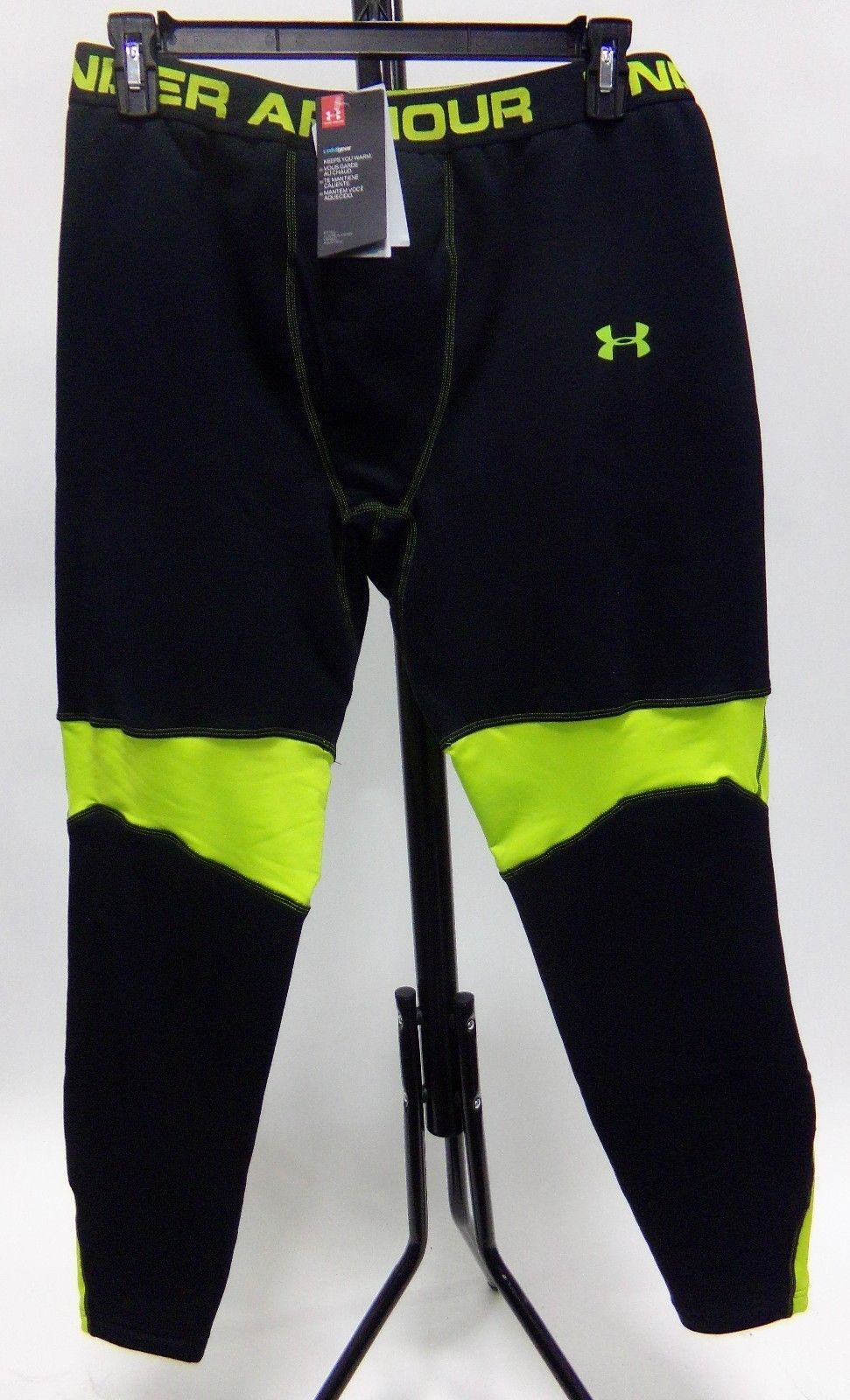 Base Layers 177867  Under Armour Men S Base Scent Control Extreme Leggings  (Size 2Xl) -  BUY IT NOW ONLY   49.99 on  eBay  layers  under  armour   scent ... 1397f7b5c