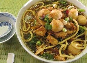 Resep Mie Mie Kangkung Resep Resep Sup Resep Masakan Asia