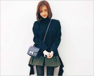 エルメス コンスタンスバッグをインスタグラムに投稿した紗栄子 ファッションアイデア ファッション 紗栄子