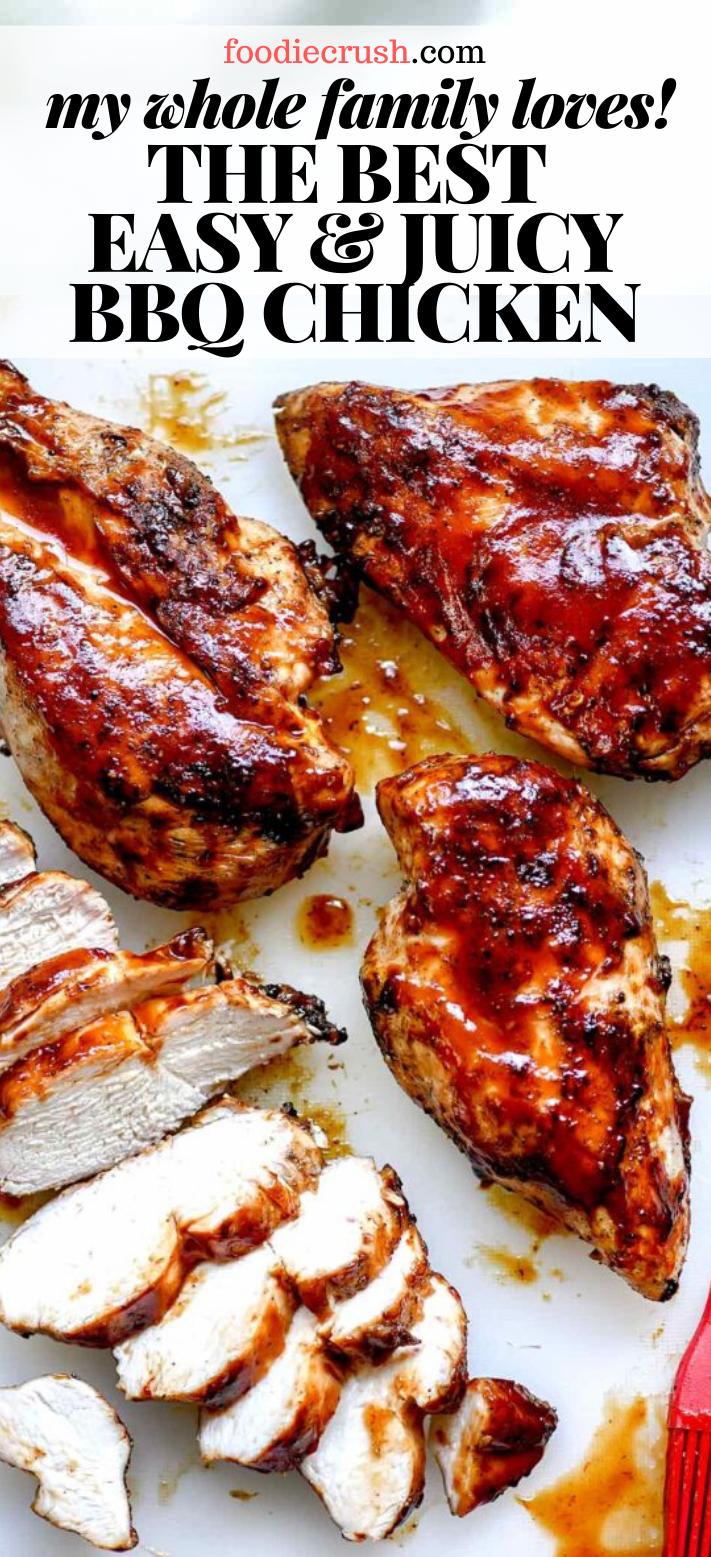 Easy Bbq Chicken Recipe Grill: Easy grilled chicken teriyaki