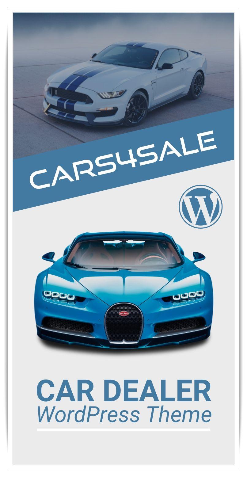Download Cars4Sale – Automotive Car Dealership WordPress Theme ...