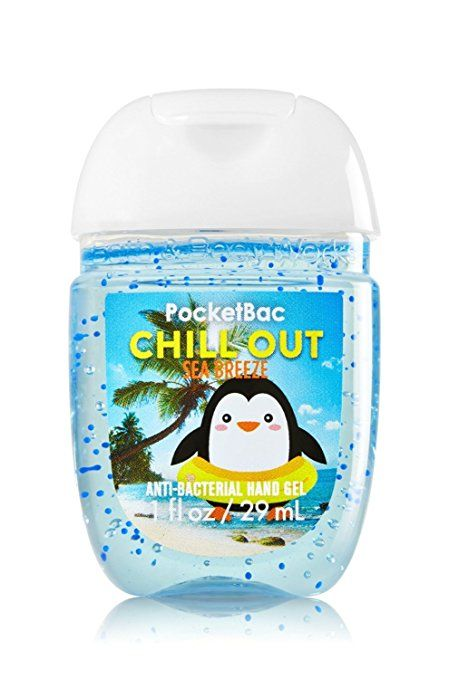 Aqua Blossom Pocketbac Sanitizing Hand Gel Anti Bacterial Bath