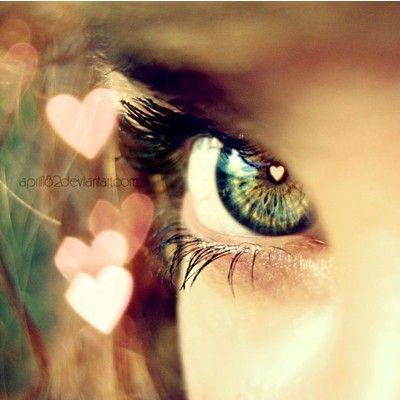 When You Look Me In The Eyes Hearts Heart Bokeh Eye Love