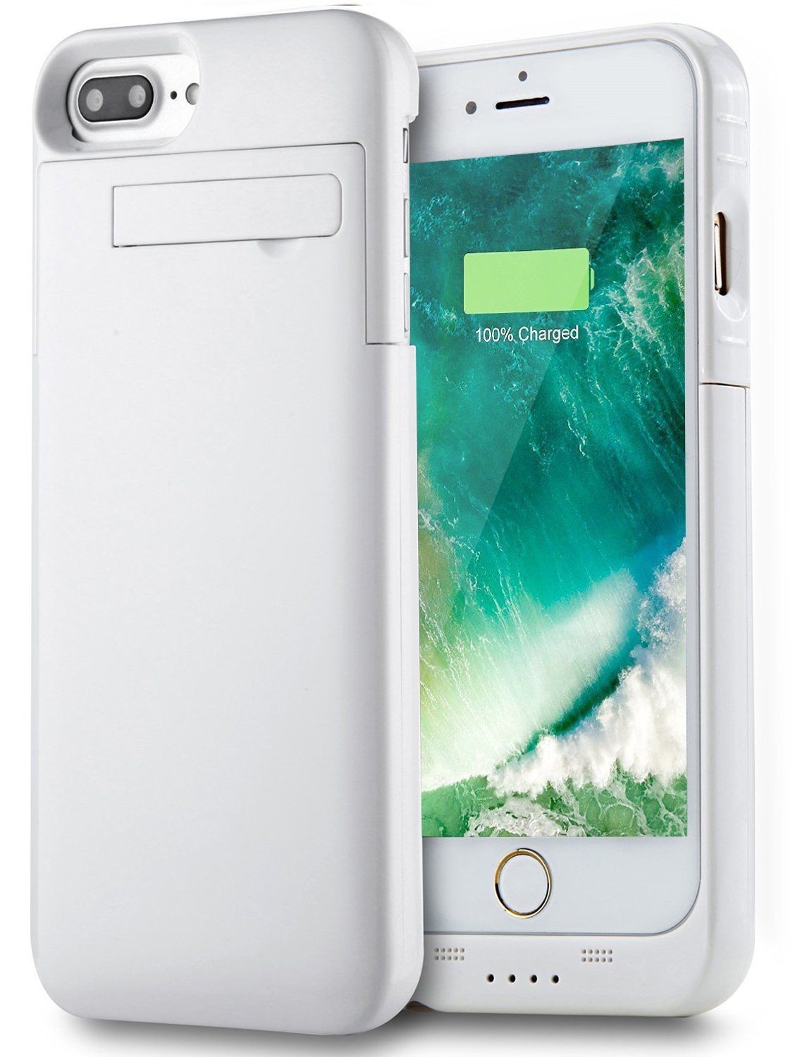 brand new 8292f 402af iPhone 8 Plus Battery Case/iphone 7 Plus Battery Case, Peyou 4000mAh ...