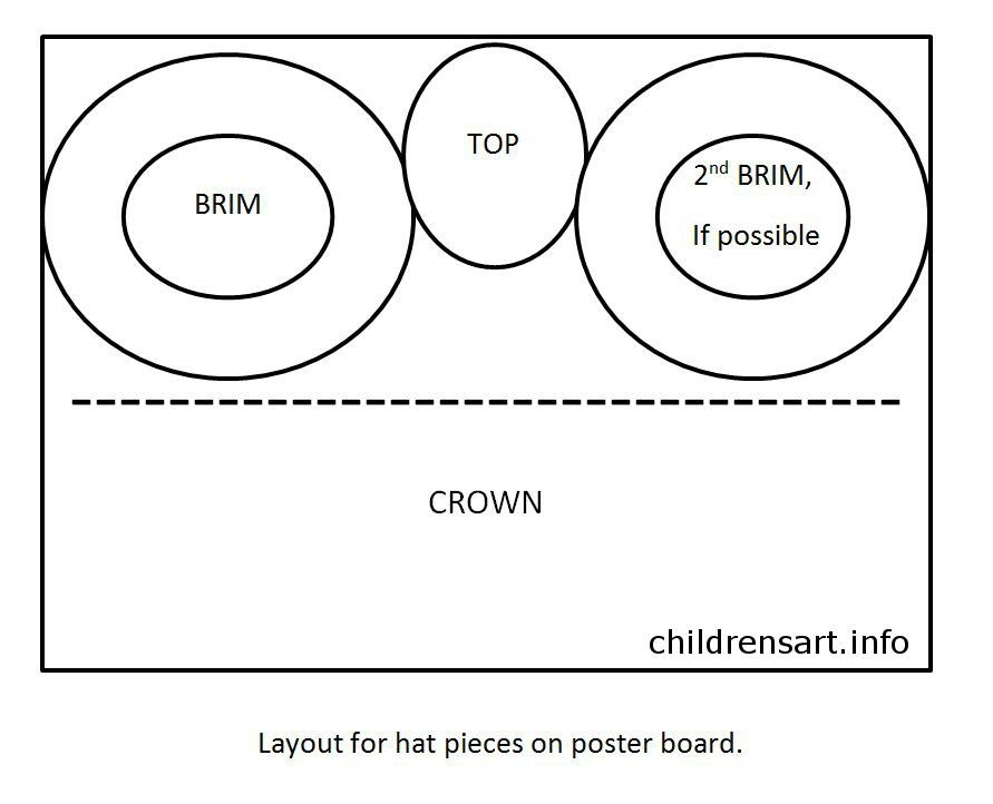 Google Image Result for http\/\/childrensartinfo\/paper-top-hats - dot paper template