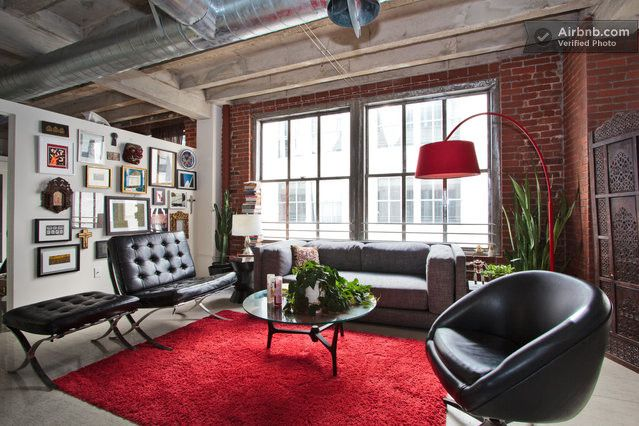 Luxurious Downtown Los Angeles Loft In 60 A Night