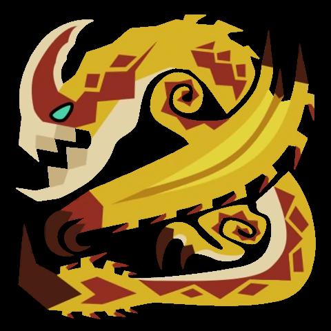 Image Seregios Icon By Yukiherz Png Fanonmonsterhunter Wikia Fandom Monster Hunter Cool Art Art