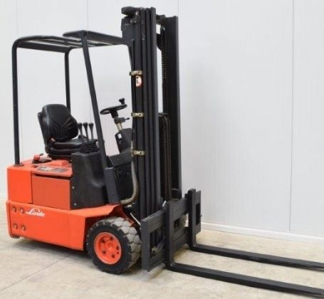 Linde Forklift Trucks 324 series E1202 E1502 E1602 Operating – Linde Forklift Wiring Diagrams