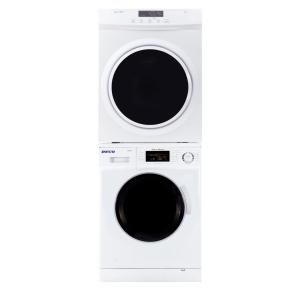Deco Super Washer And Compact Standard Dryer Set Dw 824 Amp Dd