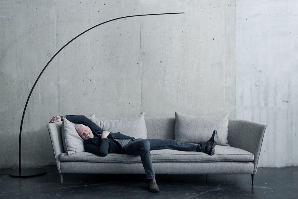 Paul Mason On Charlotte Sofa At Montauk Toronto Http Www Montauksofa Living Rooms Pinterest