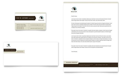 branding and letterhead examples, simple, clean modern - Google - letterhead examples for business