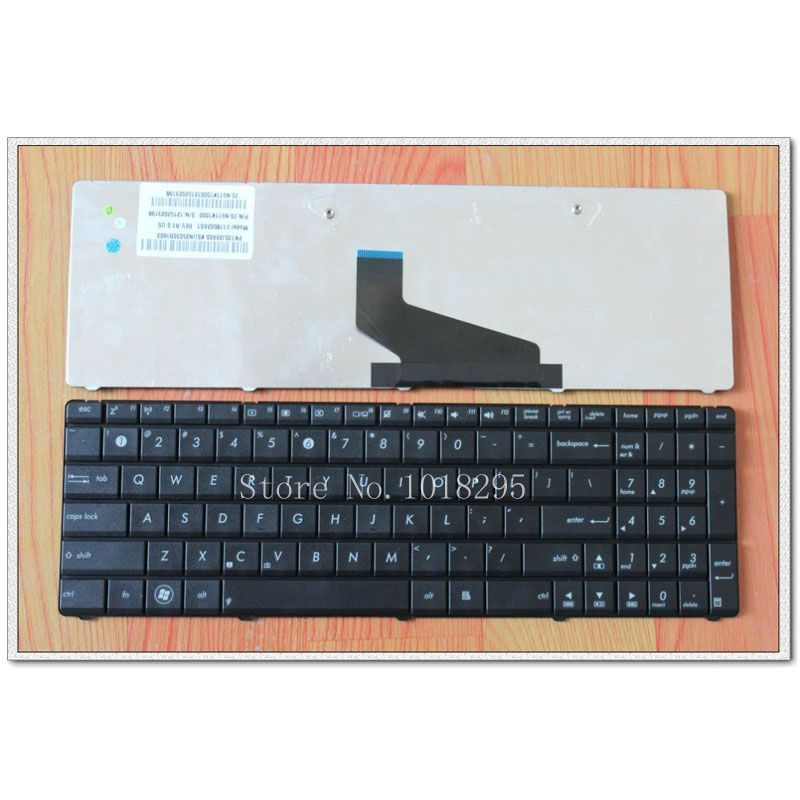 Original New For Asus PK130K31A05 V111402AS2 RU Russian black keyboard