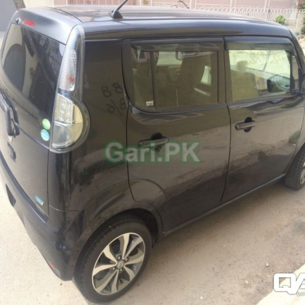 Nissan Moco X IDLING STOP AERO STYLE 2013 for Sale in