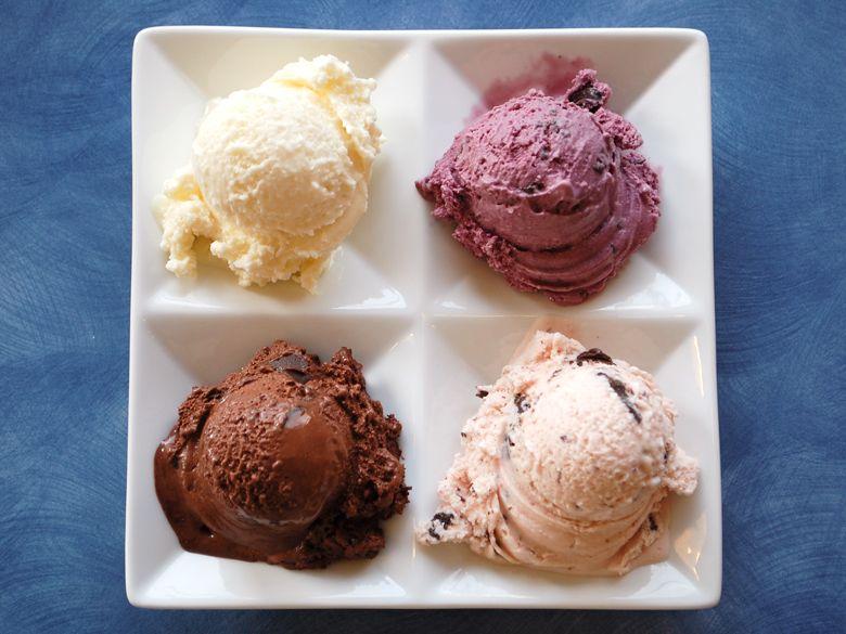 Cleveland: Mitchell's Ice Cream