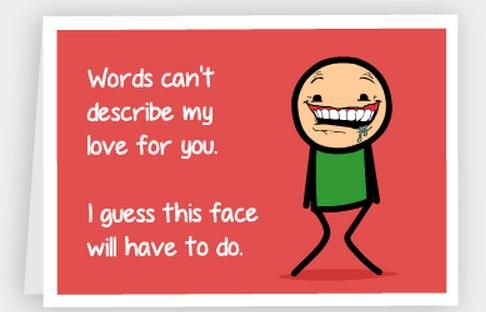 funny valentines Google Search lunch box funnies – Valentines Day Humor Cards