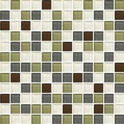 Daltile Color Wave Glass Cw26 Autumn Trail Blend 1 X 1 Dal Tile Glass Tile Glossy Daltile Color Wave Wave Glass