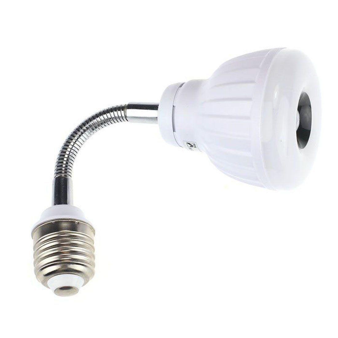 Bessky Sensor Light Ac 110v 220v E27 5w Led Pir Infrared Sensor Motion Detector Light Bulb Lamp White Insider Light Sensor Motion Detector Light Bulb Lamp
