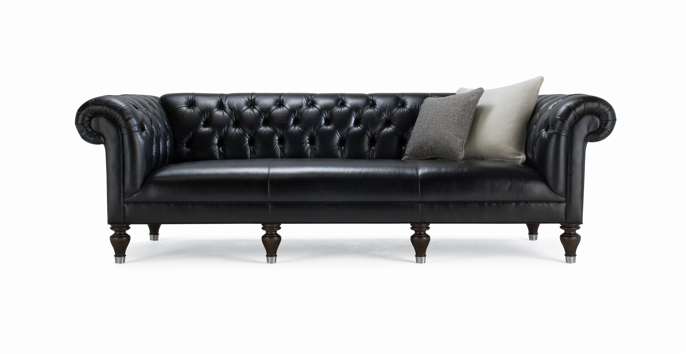 pin by homysofa on apartment sofa tufted leather sofa leather rh pinterest com 100 inch couch 100 inch sectional sofa