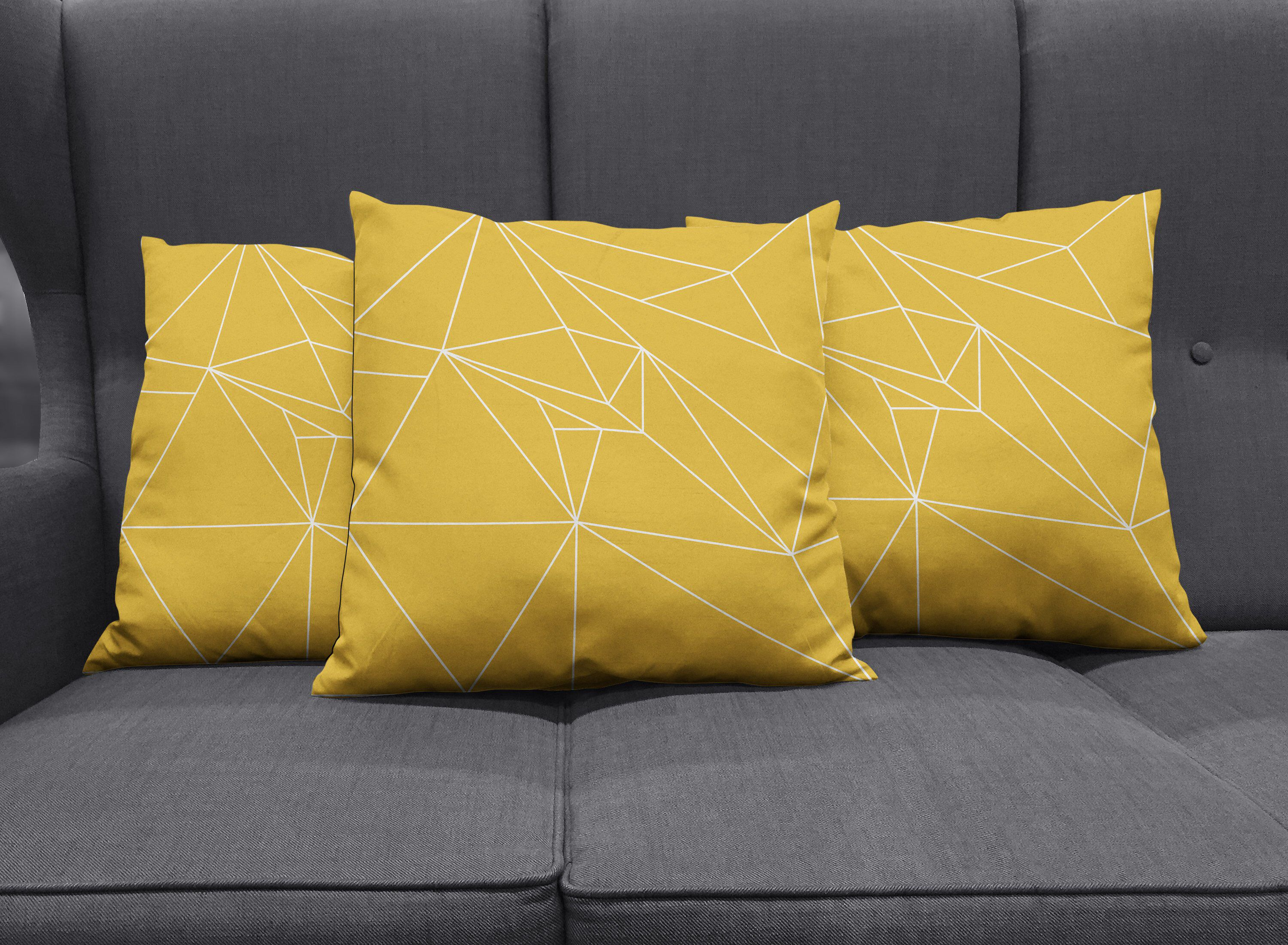 Yellow Cushions Yellow Home Decor Home Accessories Yellow Living Room Yellow Throw Pillows New Home Gift Christmas Gift Cushions Yellow Home Decor Yellow Throw Pillows Yellow Living Room