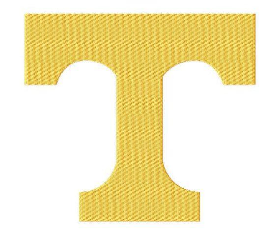 University Of Tennessee Volunteers Vols Logo Machine