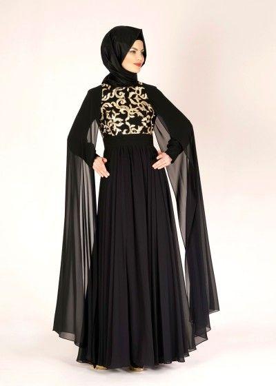 6d8bfbb24c3ff 5014 NEW MULTİ ŞİFON ABİYE 38/42 | salwar ideas | Dresses, Hijab ...