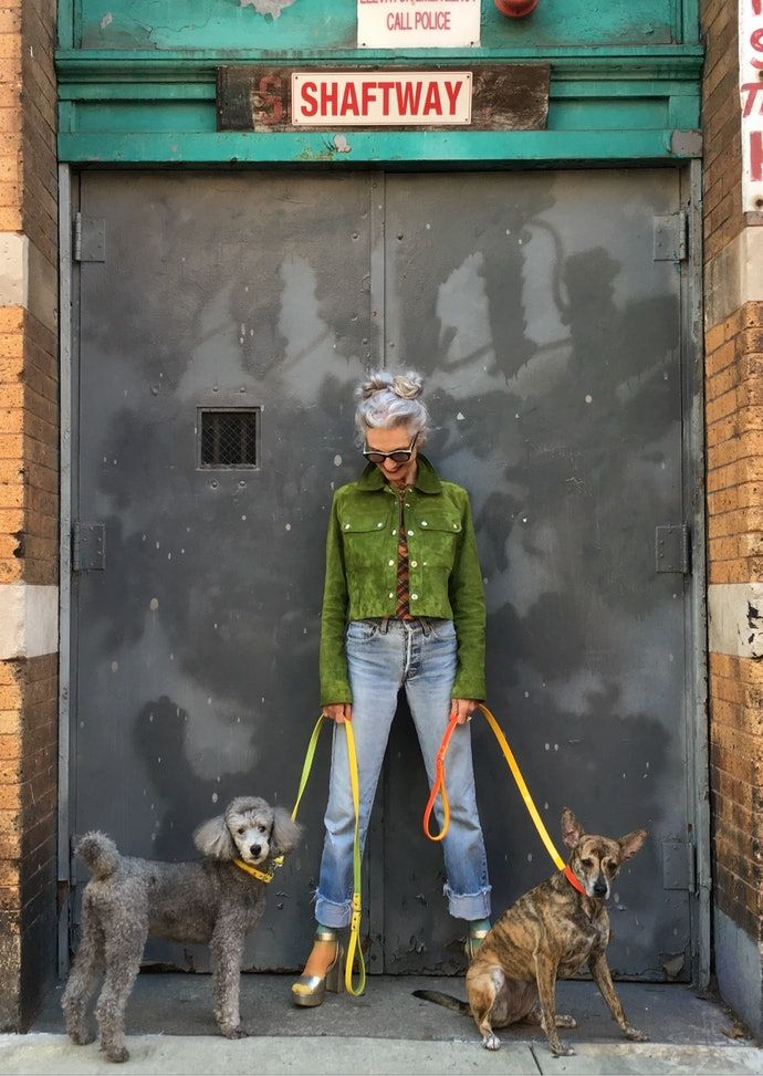 When She's Not Styling Madonna, Linda Rodin Is Foc