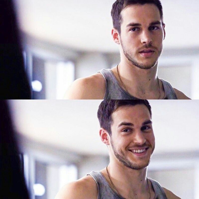 Chris Wood In Containment Chris Wood Christopher Wood Chris