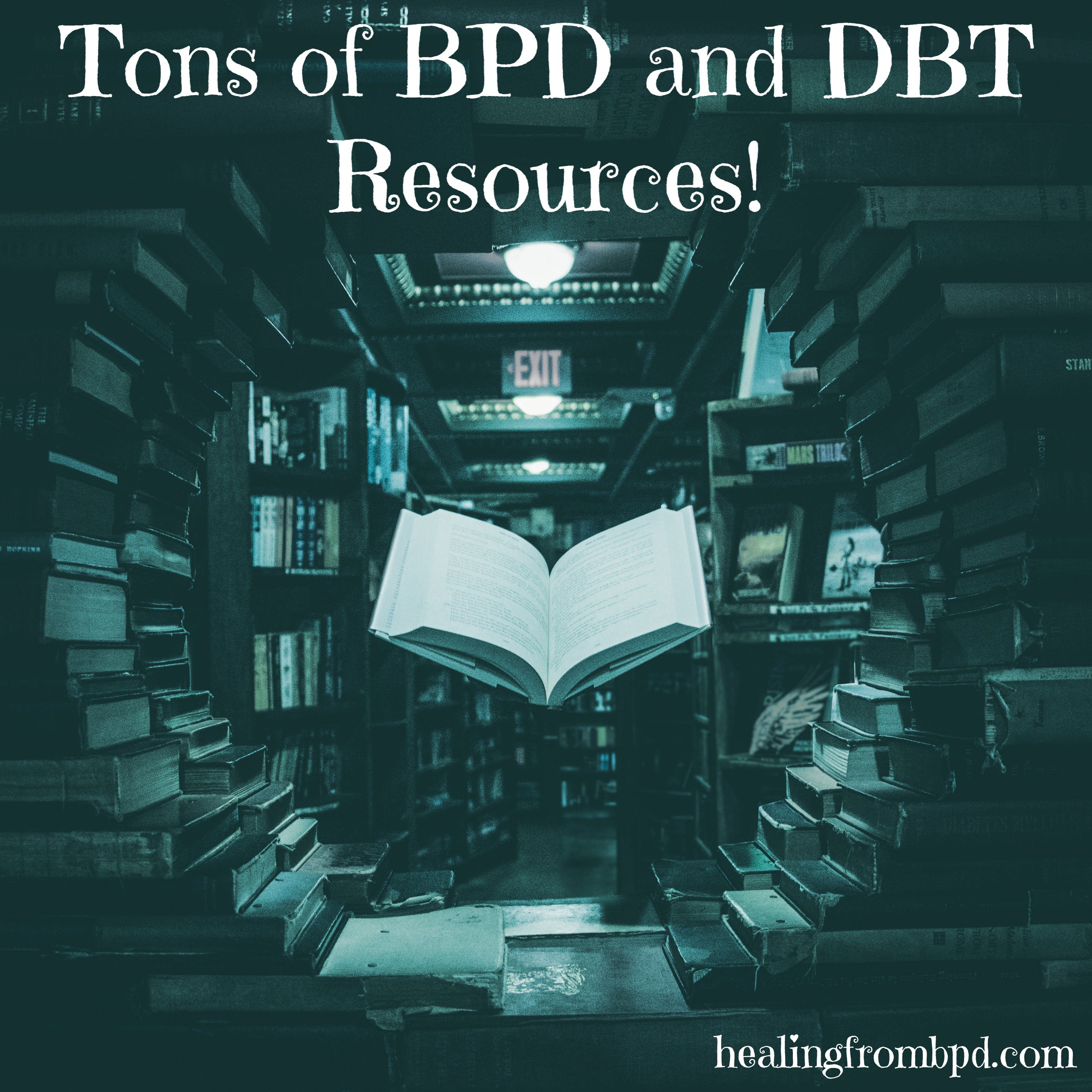 Here S A Resource List Of Borderlinepersonalitydisorder